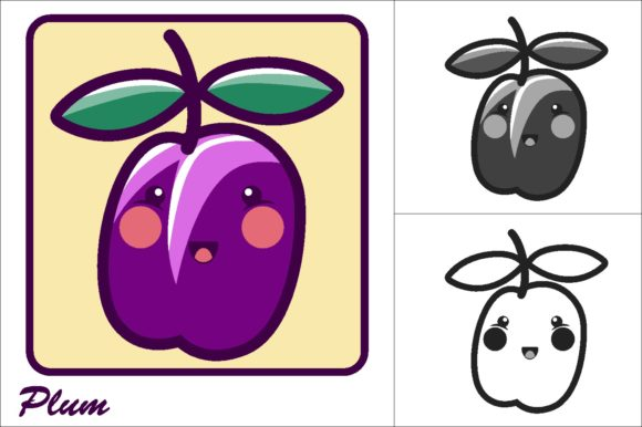 Download Free Melon Vector Illustration Icon Graphic By Novieart 99 Creative for Cricut Explore, Silhouette and other cutting machines.