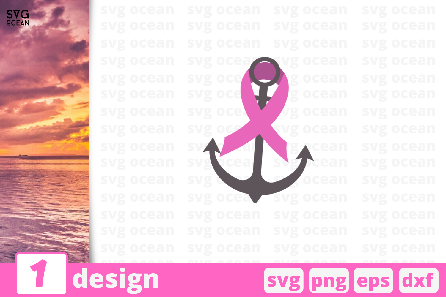 Download Free Anchor Graphic By Svgocean Creative Fabrica SVG Cut Files