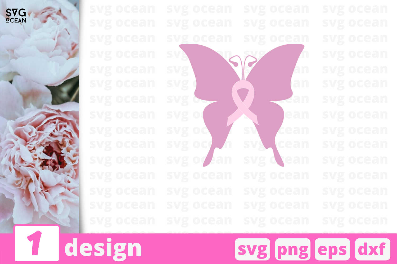 Download Free Butterfly Graphic By Svgocean Creative Fabrica for Cricut Explore, Silhouette and other cutting machines.