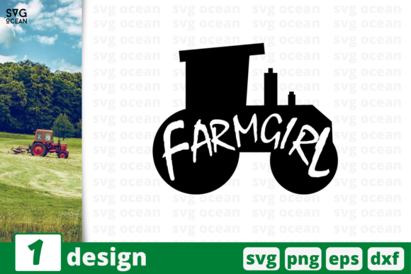 Download Free 1 Farmgirl Svg Bundle Quotes Cricut Svg Graphic By Svgocean for Cricut Explore, Silhouette and other cutting machines.