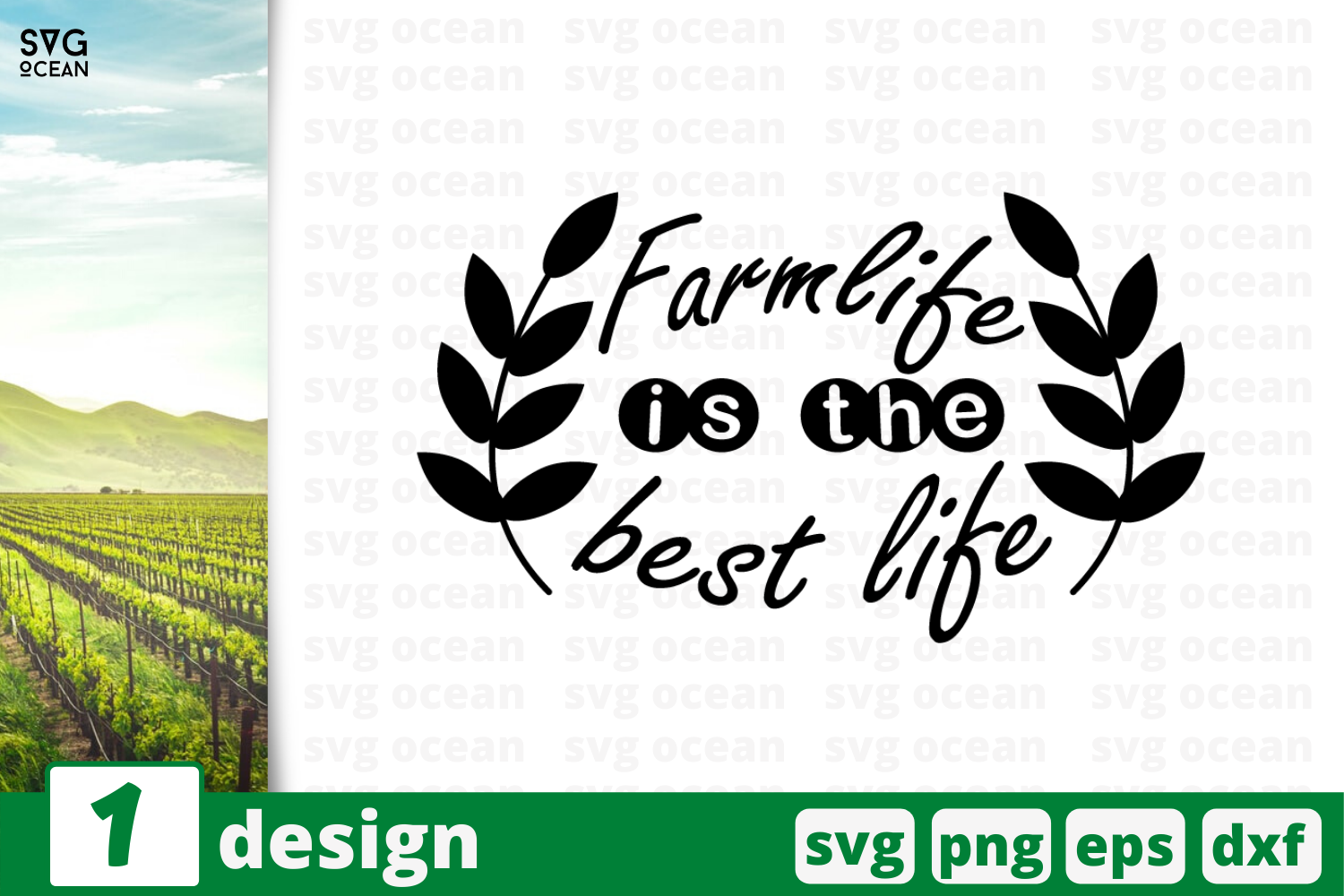 Download Free 1 Farmlife Svg Farm Quotes Cricut Svg Graphic By Svgocean for Cricut Explore, Silhouette and other cutting machines.