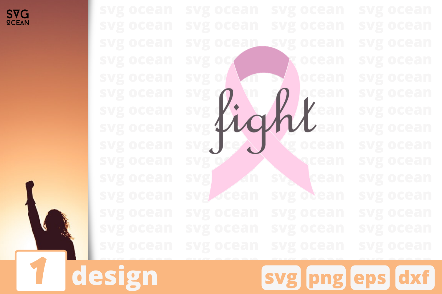 Download Free 1 Fight Svg Bundle Quotes Cricut Svg Graphic By Svgocean for Cricut Explore, Silhouette and other cutting machines.