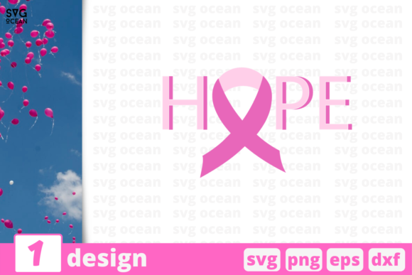Download Free Hope Graphic By Svgocean Creative Fabrica for Cricut Explore, Silhouette and other cutting machines.