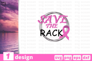 Download Free Save The Rack Graphic By Svgocean Creative Fabrica for Cricut Explore, Silhouette and other cutting machines.