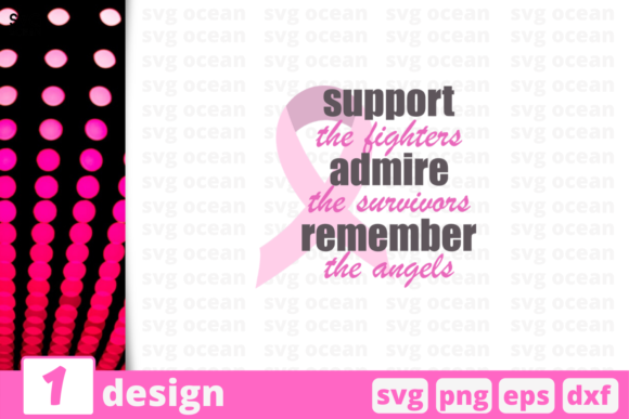 Download Free Support Admire Remember Quote Graphic By Svgocean Creative Fabrica for Cricut Explore, Silhouette and other cutting machines.
