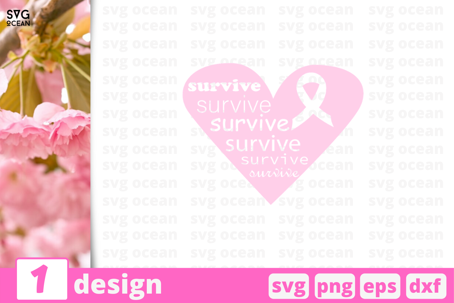 Download Free Survive Graphic By Svgocean Creative Fabrica for Cricut Explore, Silhouette and other cutting machines.