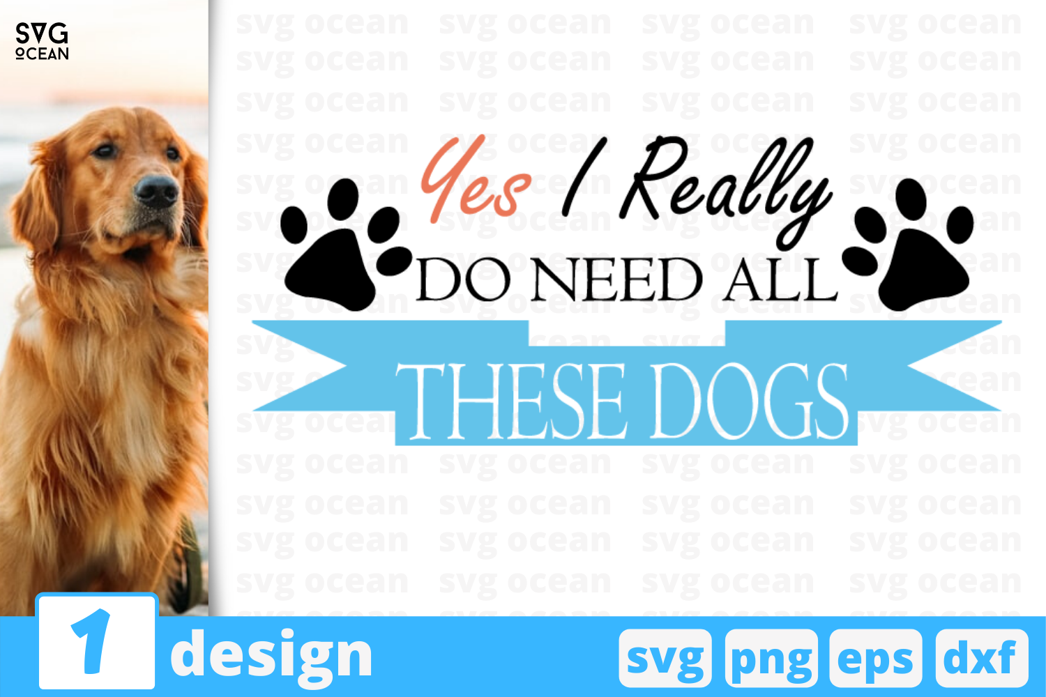 Download Free These Dogs Graphic By Svgocean Creative Fabrica SVG Cut Files