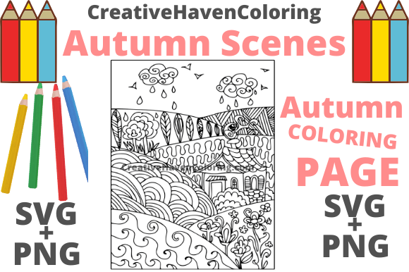 Download Free Country Farm Coloring Page 9 Graphic By Creativehavencoloring for Cricut Explore, Silhouette and other cutting machines.