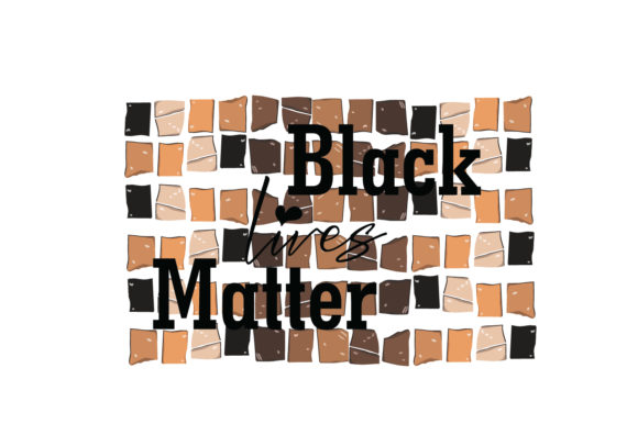 Download Free Black Lives Matter Quote Graphic By Yuhana Purwanti Creative for Cricut Explore, Silhouette and other cutting machines.