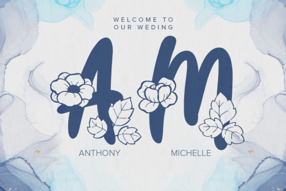 Download Free Carolina Monogram Font By Monogram Lovers Creative Fabrica for Cricut Explore, Silhouette and other cutting machines.