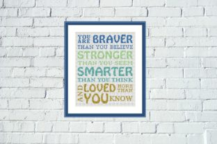 Print on Demand: Christopher Robin Quote Nursery Xstitch Graphic Cross Stitch Patterns By Tango Stitch