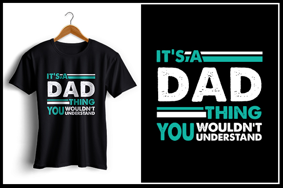 Download Free Dad Thing T Shirt Design Graphic By Zaibbb Creative Fabrica for Cricut Explore, Silhouette and other cutting machines.