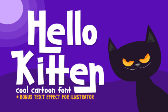 Download Free Illustrator Text Effect Graphic By Memetxsaputra Creative Fabrica for Cricut Explore, Silhouette and other cutting machines.