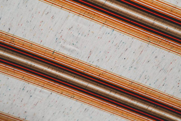 How to make fabric thread perfect