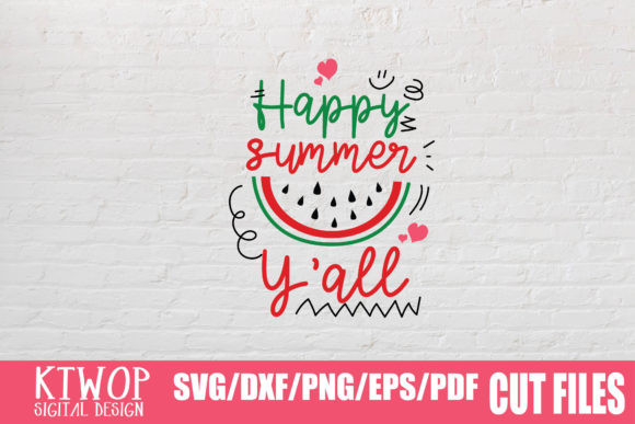 Download Free Summer Love Home Crafts Graphic By Ktwop Creative Fabrica for Cricut Explore, Silhouette and other cutting machines.