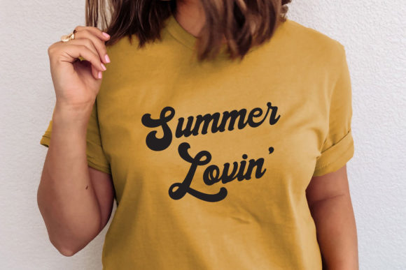 Summer Lovin' Graphic Crafts By thekccollectiveco