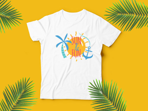 Download Free Surfing Paradise Editable Graphic By Giakienshutter Creative for Cricut Explore, Silhouette and other cutting machines.