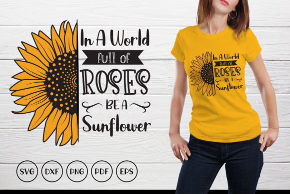 Sunflower Clipart Graphic Crafts By CraftlabSVG