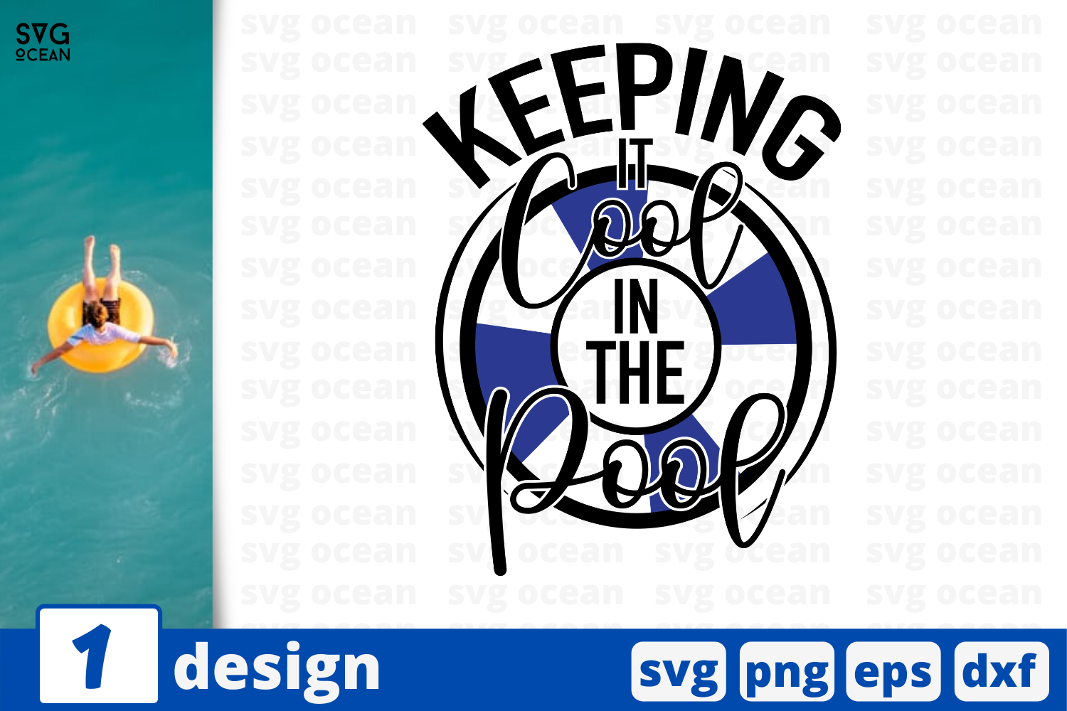 Download Free Keeping It Cool Quote Graphic By Svgocean Creative Fabrica for Cricut Explore, Silhouette and other cutting machines.