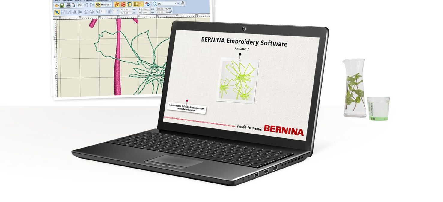 Bernina Artlink Embroidery Software