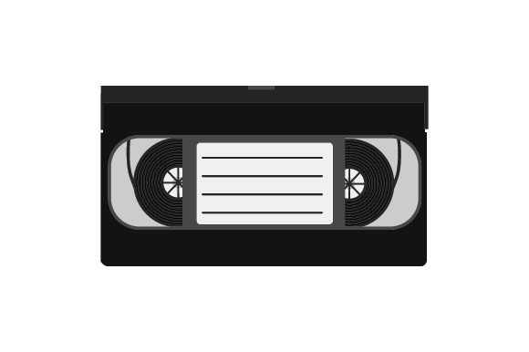 Download Free Movie Cassette Svg Cut File By Creative Fabrica Crafts for Cricut Explore, Silhouette and other cutting machines.