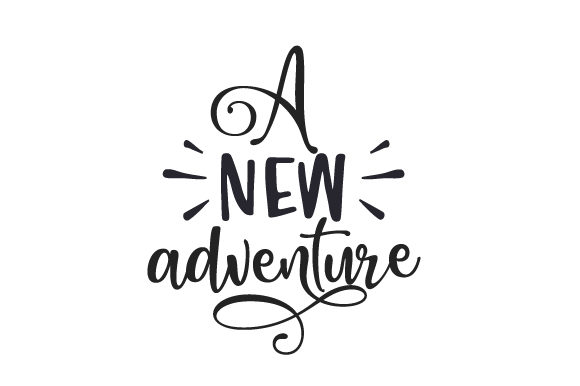 Download Free A New Adventure Svg Cut File By Creative Fabrica Crafts for Cricut Explore, Silhouette and other cutting machines.