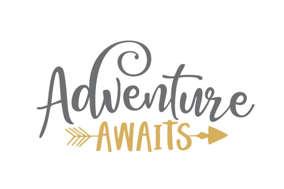 Adventure Awaits Nature & Outdoors Craft Cut File By Creative Fabrica Crafts