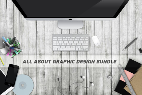 Print on Demand: All About Graphic Design Bundle  By vito12