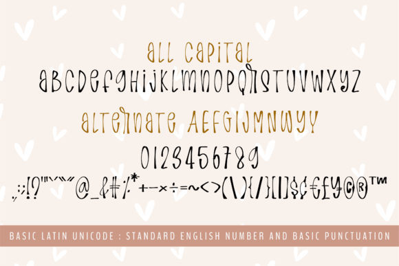 Print on Demand: Camaraderie Script & Handwritten Font By BitongType - Image 10