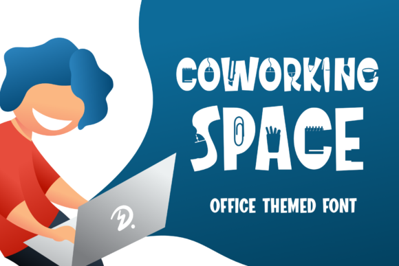 Coworking Space Font