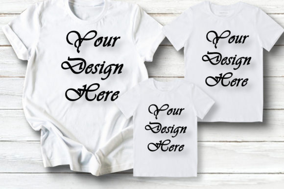 Family Matching Mock Ups Graphic Product Mockups By Mockup Shop