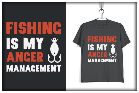 Download Free Fishing T Shirt Design Fishing Is My Grafico Por Svg Hut for Cricut Explore, Silhouette and other cutting machines.