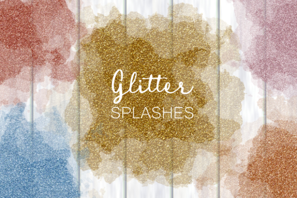 Download Free Luxury Glamorous Glitter Glitz Splashes Graphic By Prawny for Cricut Explore, Silhouette and other cutting machines.