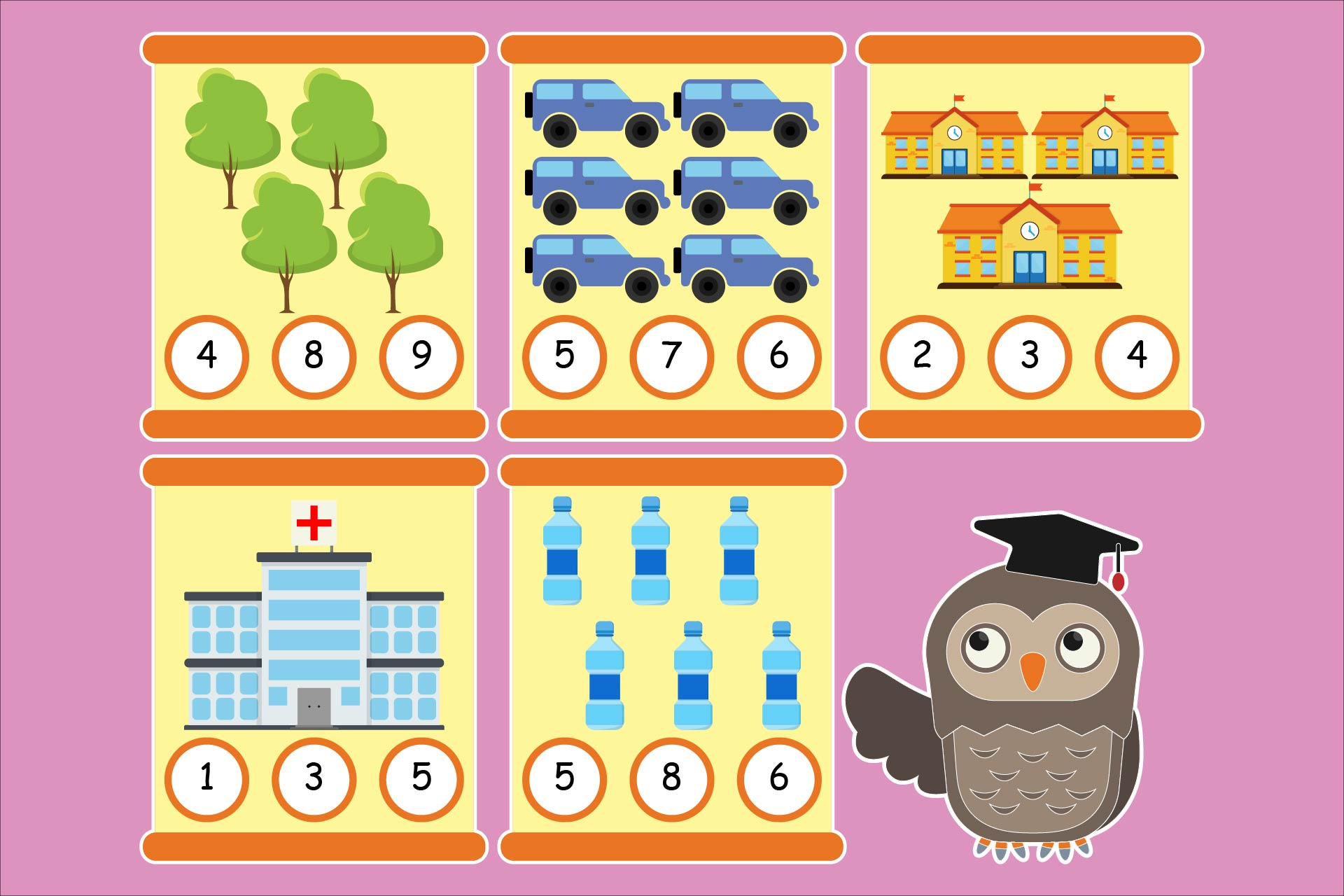 Download Free Math For Kids Pre Kindergarten 1 Graphic By Studioisamu for Cricut Explore, Silhouette and other cutting machines.