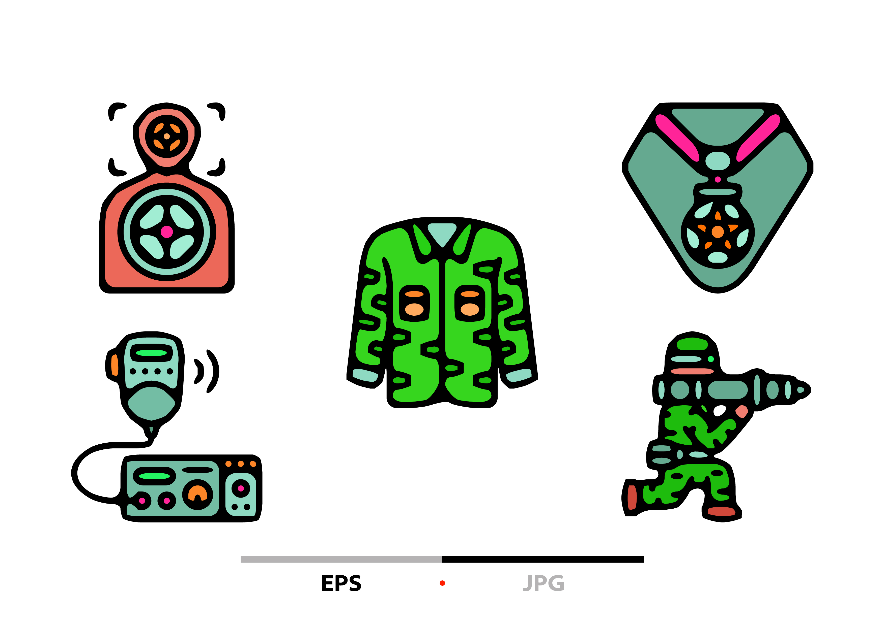 Download Free Military Abstract Graphic By Sayangnadyapkm3 Creative Fabrica for Cricut Explore, Silhouette and other cutting machines.