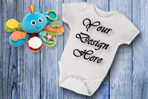 Download Free Mockups Baby Boy Body Shirt Flat Lay Graphic By Mockupsbygaby for Cricut Explore, Silhouette and other cutting machines.