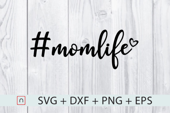 Print on Demand: Momlife Gift for Mother Graphic Crafts By Novalia
