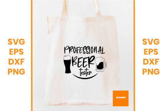 Download Free Professional Beer Tester Graphic By Maumo Designs Creative Fabrica for Cricut Explore, Silhouette and other cutting machines.