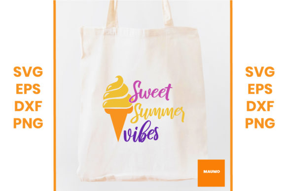 Download Free Sweet Summer Vibes Graphic By Maumo Designs Creative Fabrica SVG Cut Files