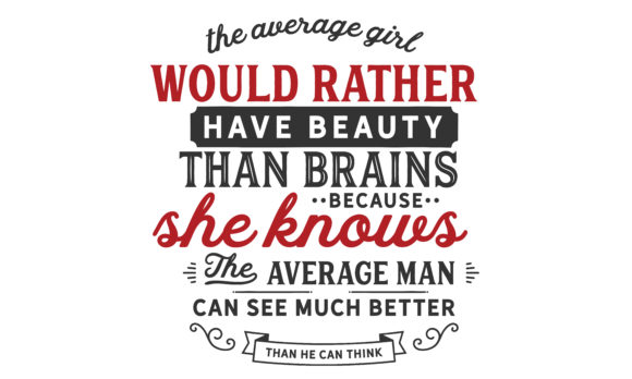 Download Free The Average Girl Graphic By Baraeiji Creative Fabrica SVG Cut Files