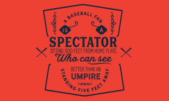 Download Free Baseball Fan Is A Spectator Graphic By Baraeiji Creative Fabrica for Cricut Explore, Silhouette and other cutting machines.