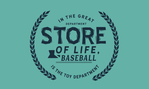 Print on Demand: Baseball is the Toy Department Graphic Illustrations By baraeiji