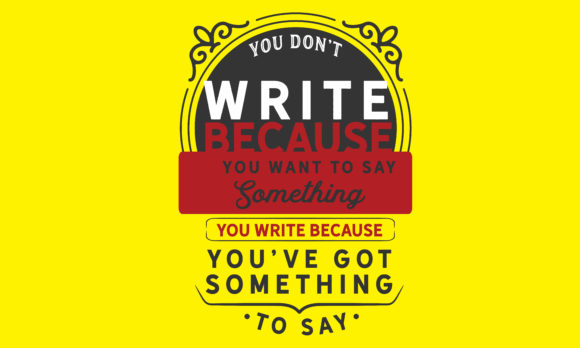 Print on Demand: You Want to Say Something Graphic Illustrations By baraeiji