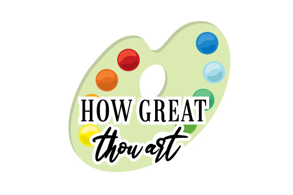 Download Free How Great Thou Art Svg Cut File By Creative Fabrica Crafts for Cricut Explore, Silhouette and other cutting machines.