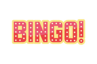 BINGO! Games Craft Cut File By Creative Fabrica Crafts