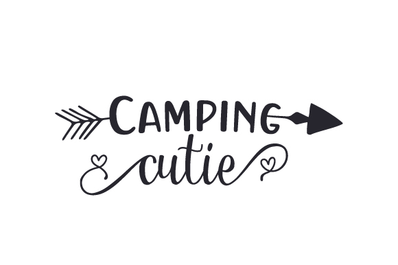 Download Free Camping Cutie Svg Cut File By Creative Fabrica Crafts Creative for Cricut Explore, Silhouette and other cutting machines.
