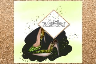 Print on Demand: 34 Shoes Stiletto Clipart Set Graphic Illustrations By TheGGShop 5
