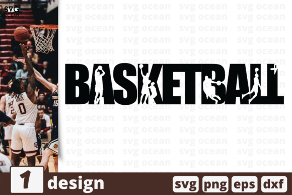 Download Free Basketball Svg For Cricut Graphic By Svgocean Creative Fabrica for Cricut Explore, Silhouette and other cutting machines.
