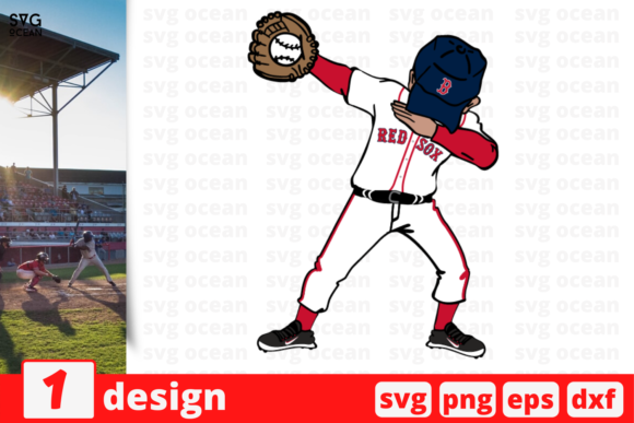 Download Free Boston Red Sox Svg For Cricut Graphic By Svgocean Creative Fabrica for Cricut Explore, Silhouette and other cutting machines.