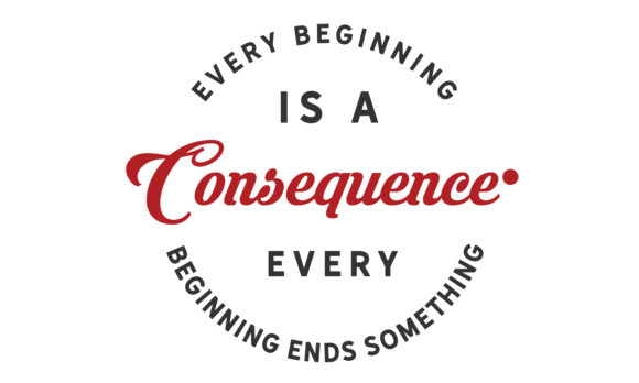Print on Demand: Every Beginning is a Consequence Graphic Illustrations By baraeiji